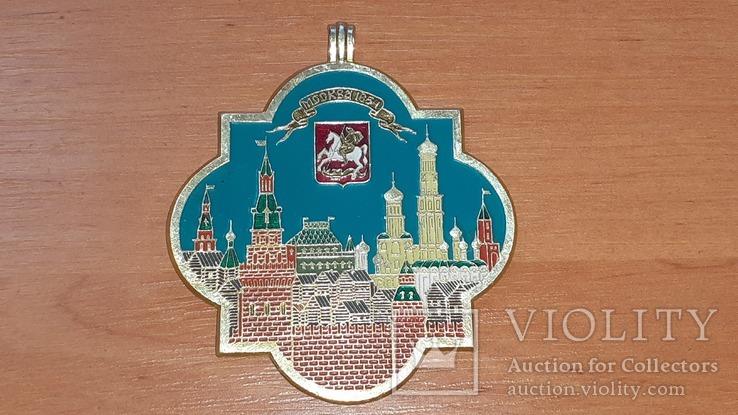 Жетон подвеска Москва 1654 год, фото №2