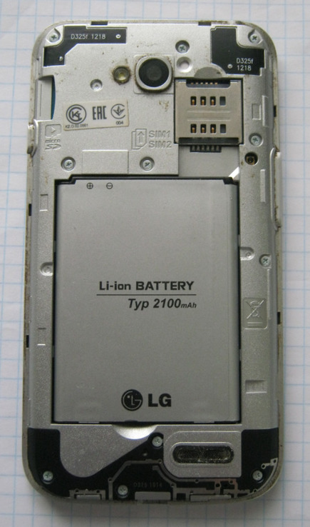 LG L70, фото №4