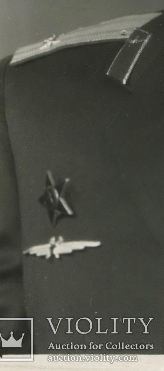Высоцкая А. А., подполковник авиации, ветеран ВОВ с наградами., фото №4