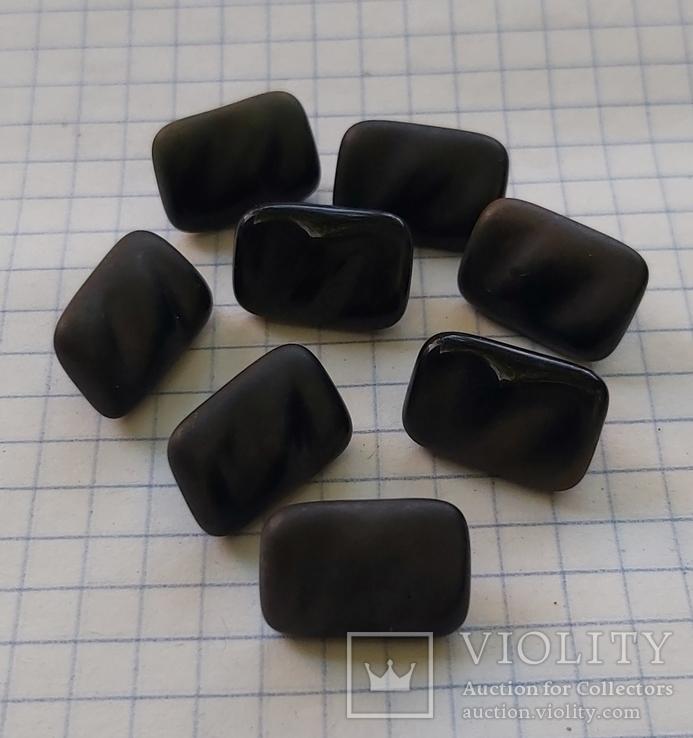 Лот пуговиц времен СССР 2 набора (5 и 8 шт.), фото №3