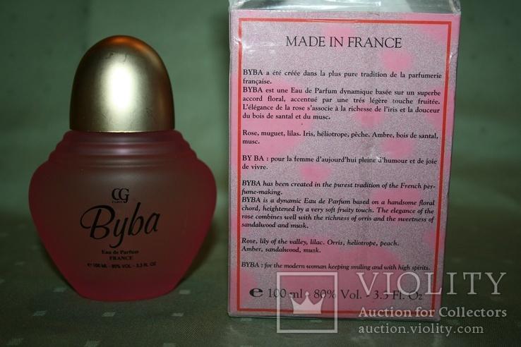 Parfums CG Paris 100 ml винтаж, фото №3