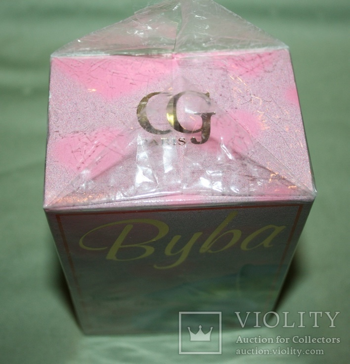 Parfums CG Paris 100 ml винтаж, фото №4