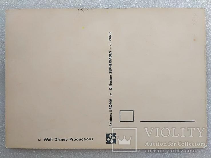 Уолт Дисней/Walt Disney Company.Скрудж Макдак «Утиные истории» Бархатное покрытие.Тиснение, фото №4