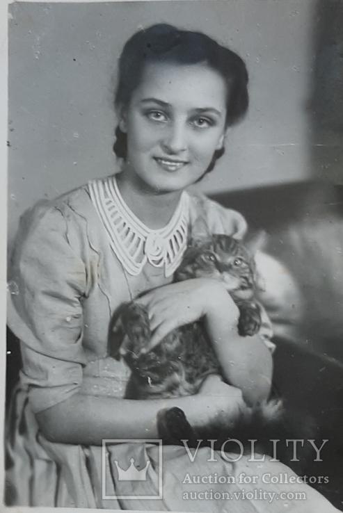 Галерия женских образов. Фото 10. 1945 год