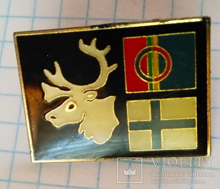 Знак Финляндия, фото №2