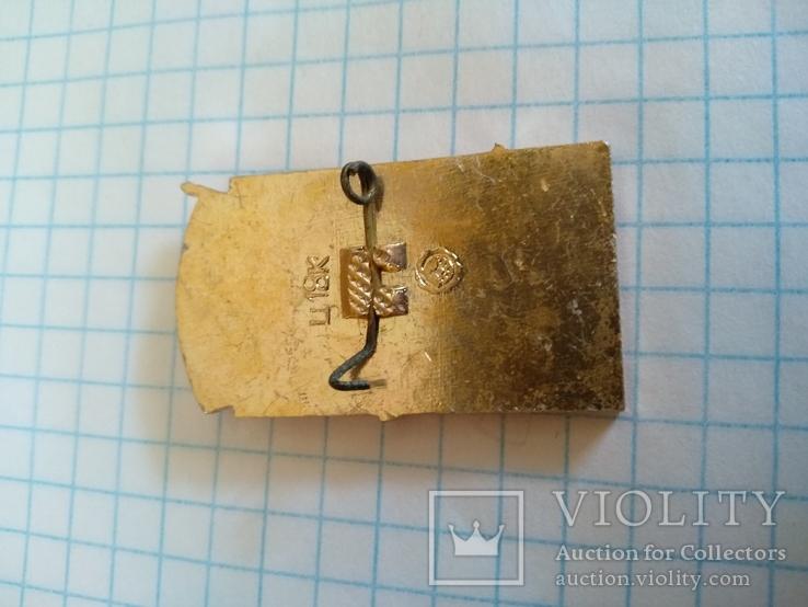 60 років ЛКСМ України 1944 рік орден, фото №3