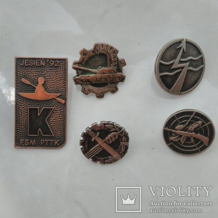 Военные знаки Польши, фото №2