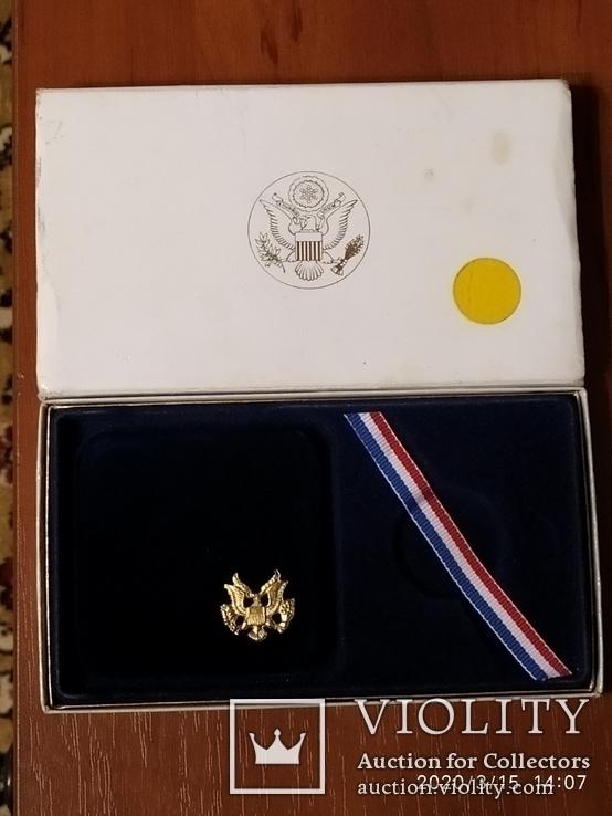 10 долларов США 1984г.Олимпиада., фото №8