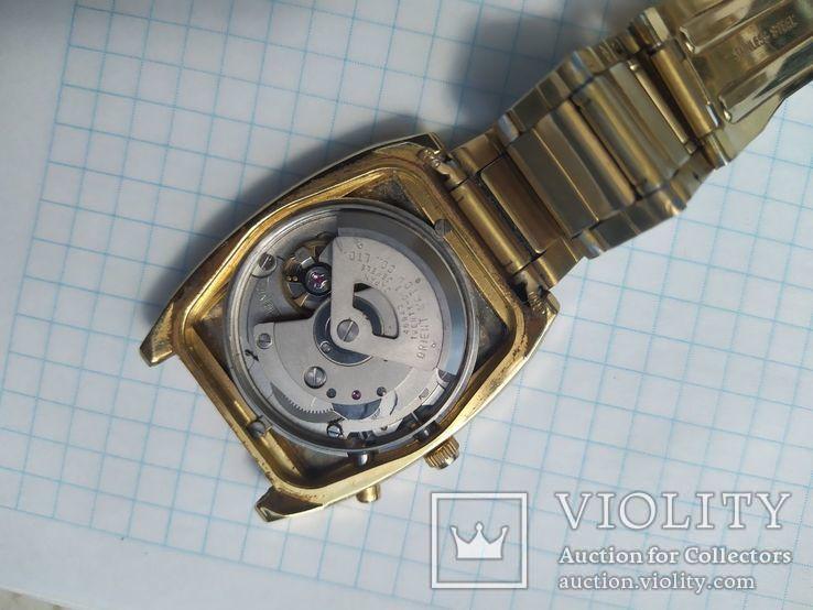 Наручные часы Ориент с календарем, фото №4