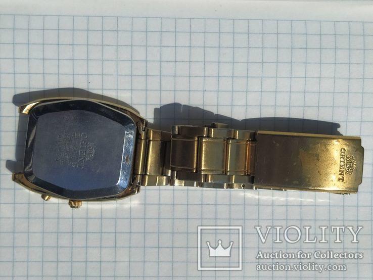 Наручные часы Ориент с календарем, фото №7
