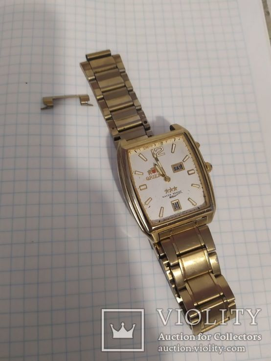 Наручные часы Ориент с календарем, фото №8