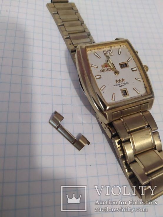 Наручные часы Ориент с календарем, фото №9