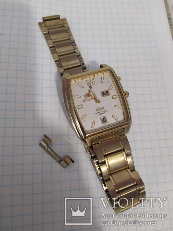 Наручные часы Ориент с календарем, фото №10