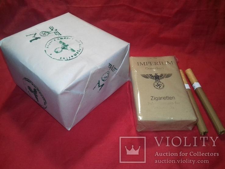 Сигареты третий рейх упаковка 4 пачки, фото №2