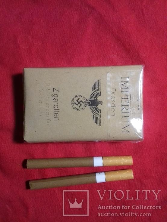 Сигареты третий рейх упаковка 4 пачки, фото №5
