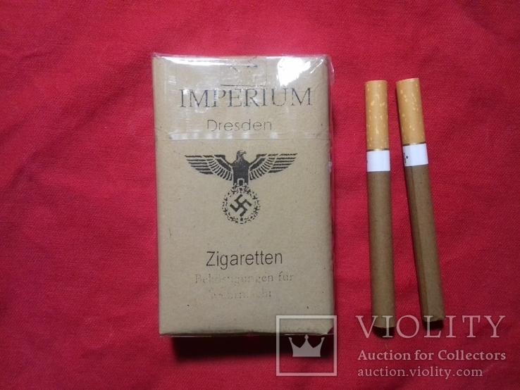 Сигареты третий рейх, фото №2