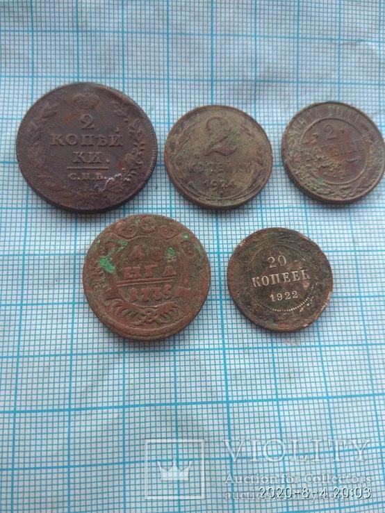 Монеты России, фото №3