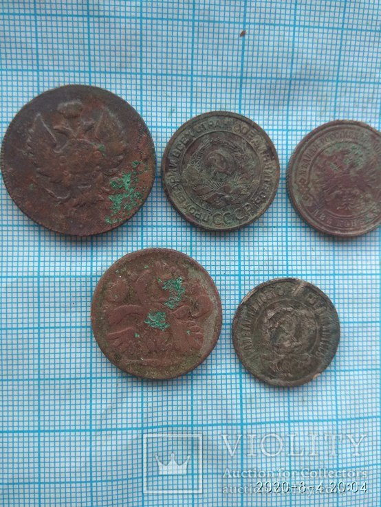 Монеты России, фото №4
