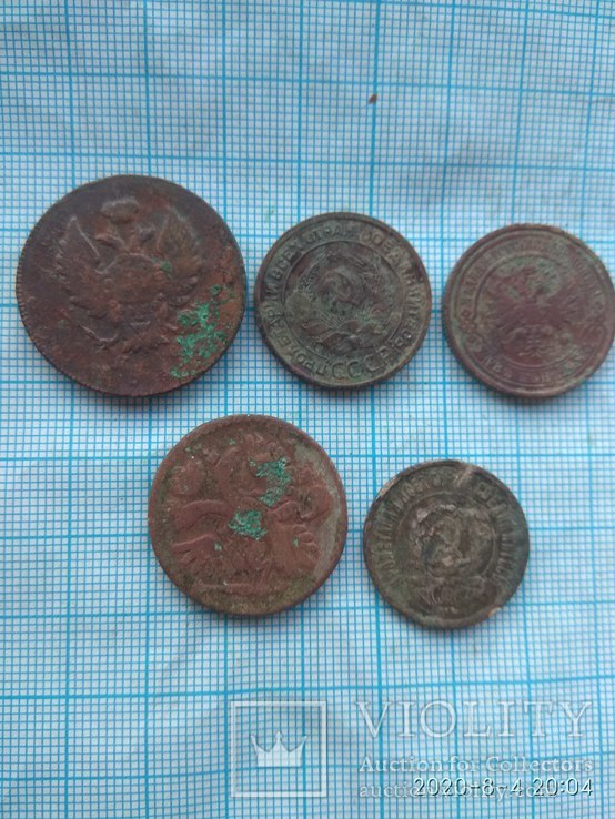 Монеты России, фото №5