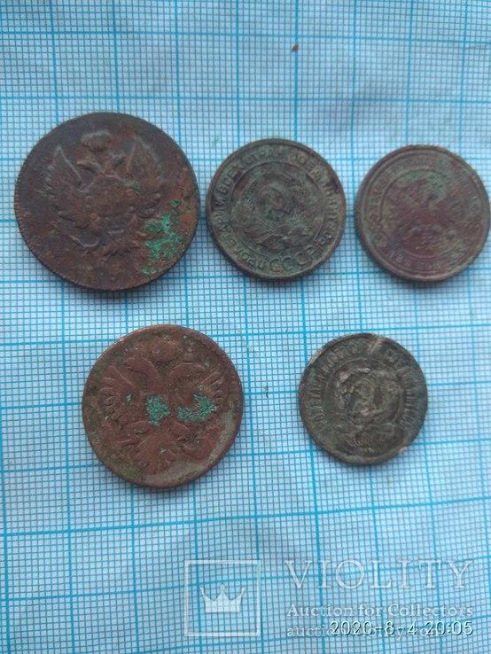 Монеты России, фото №6