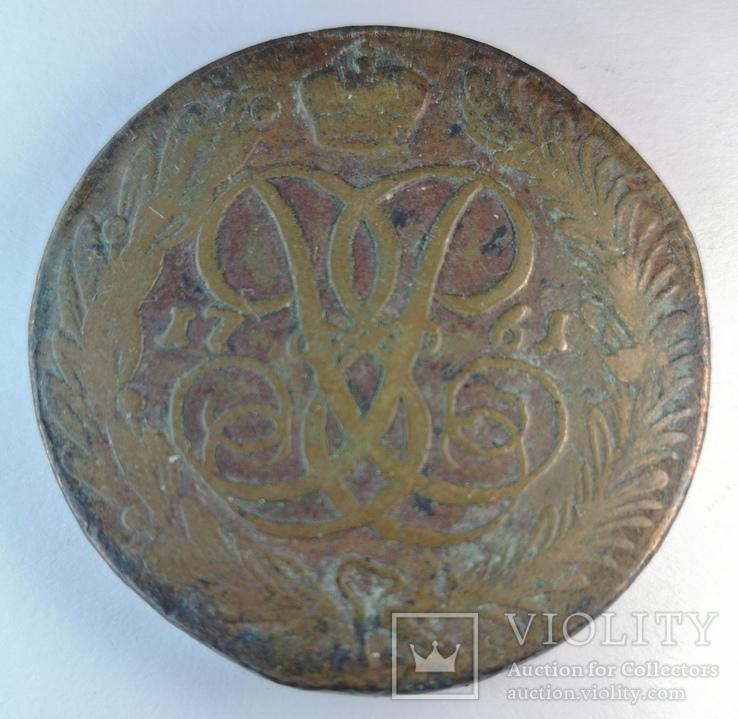 5 копеек 1761, фото №6