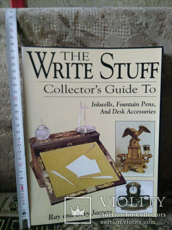 Письменные пренадлежности. The Write Stuff, фото №2