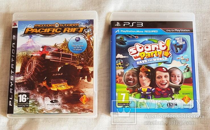 Playstation 3 PS3 500Gb Комплект Все рабочее, фото №6