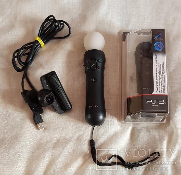 Playstation 3 PS3 500Gb Комплект Все рабочее, фото №8