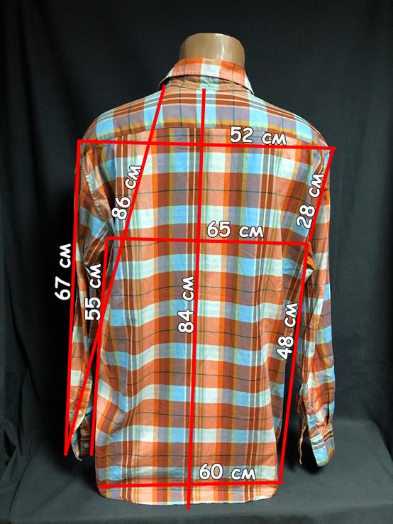 Рубашка - Napapijri - размер XXL, фото №4