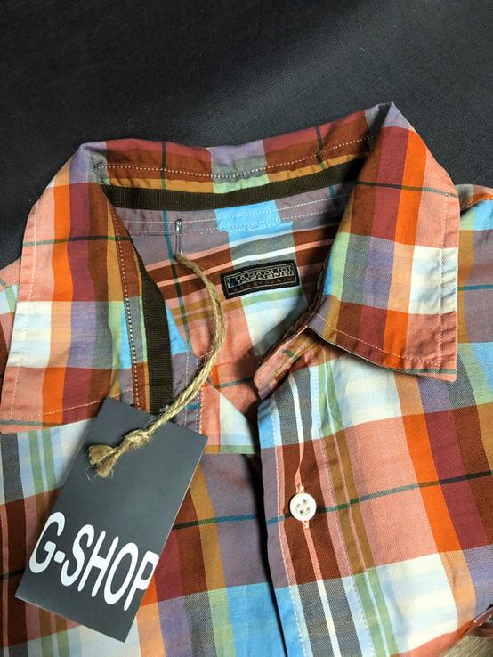 Рубашка - Napapijri - размер XXL, фото №5