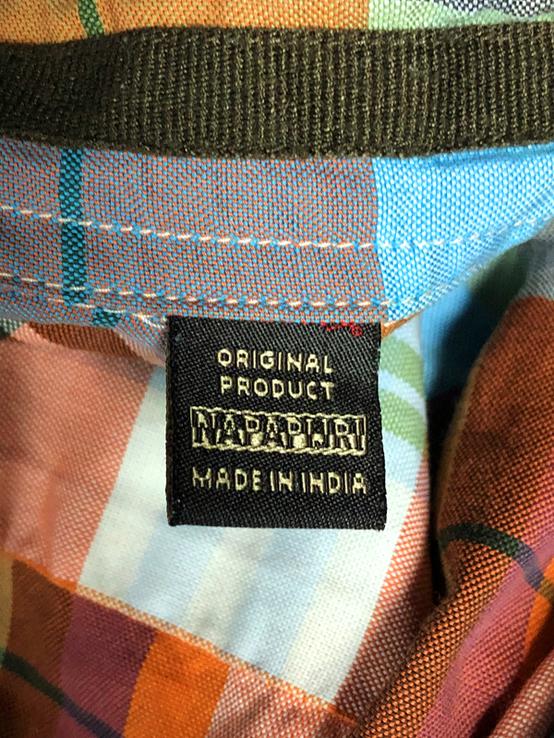 Рубашка - Napapijri - размер XXL, фото №7