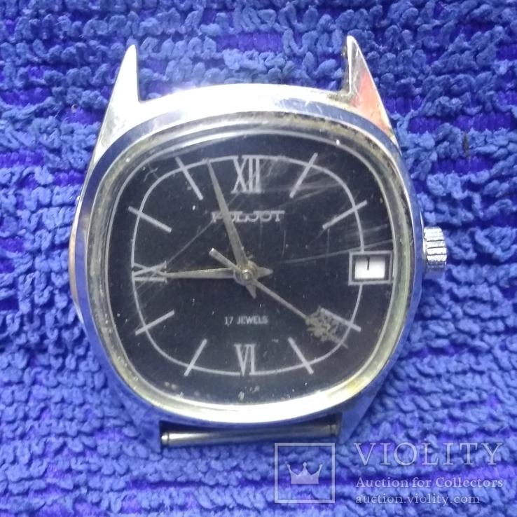 Наручные часы Полет, фото №2