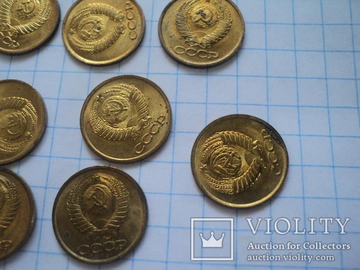 1 копейка 1981 г. 10 шт.(2), фото №10