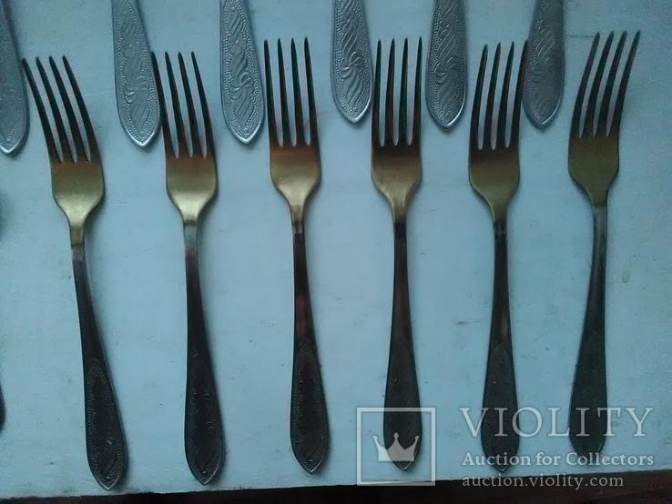 Набор столовых предметов  24, фото №6