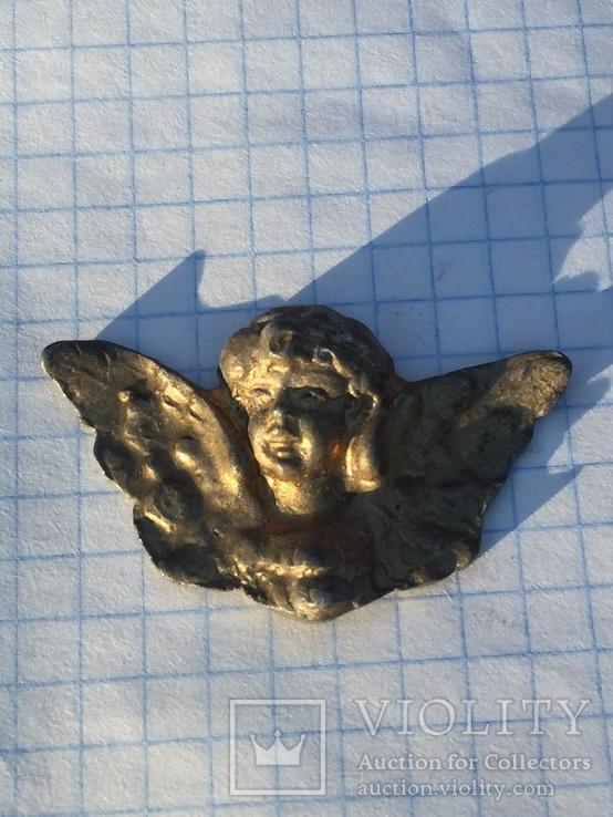 Ангелок для украшения икон или киотов, фото №2