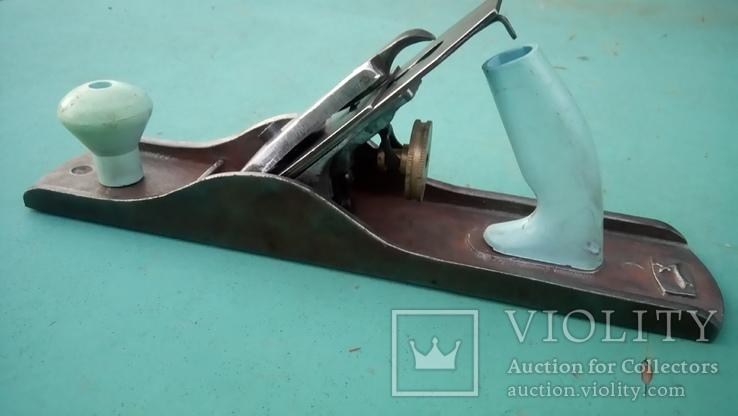 Полуфуганок рубанок 380 мм советский стальной, фото №4