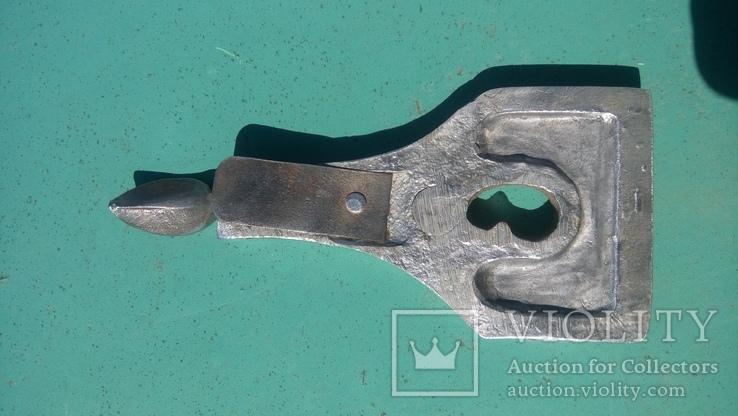 Полуфуганок рубанок 380 мм советский стальной, фото №11