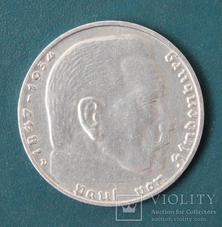 2 марки 1938(D), фото №2