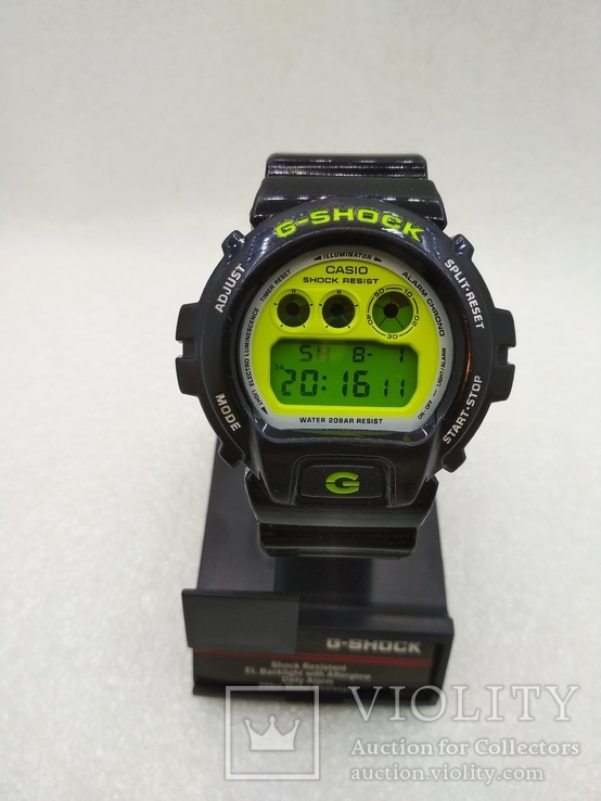 Casio G-Shok DW-6900CS, фото №2