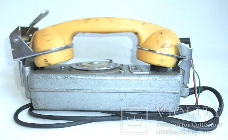 Телефон корабельный судовой ТАС-М. Телефонный пост на судне., фото №4