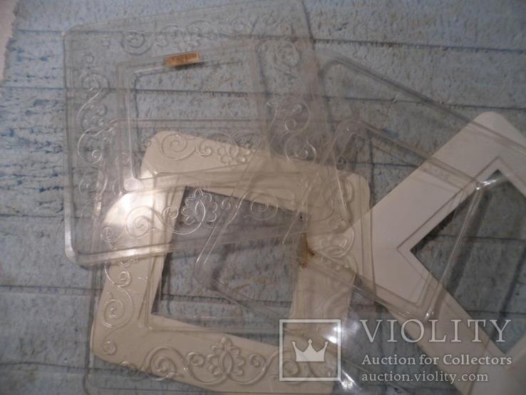 Накладки под выключатели и розетки., фото №3
