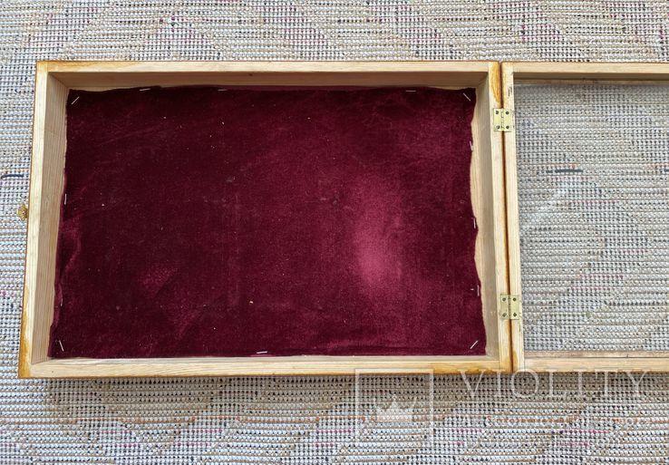 Иконы-пластика бронза в киоте, фото №10