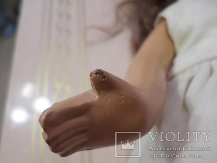Кукла опилки Иваново СССР №2, фото №5