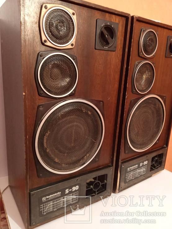 Радиотехника S-90, фото №3