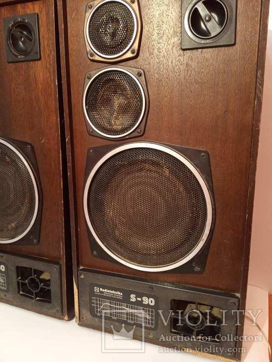 Радиотехника S-90, фото №5