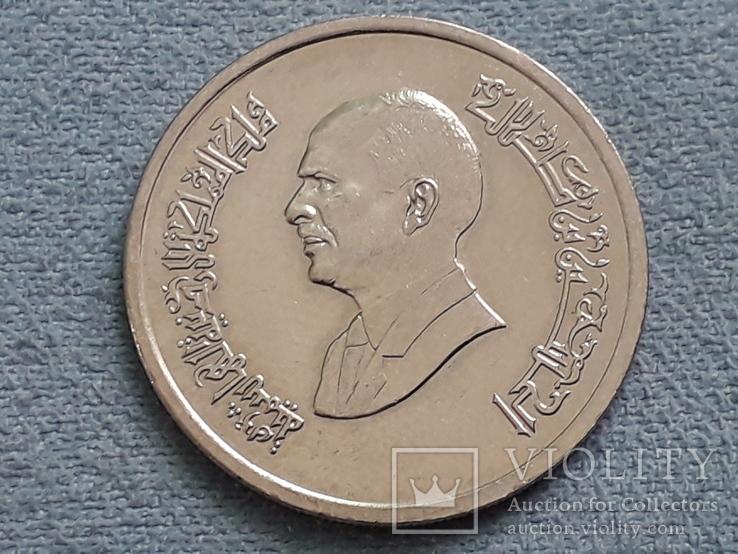 Иордания 5 пиастров 1993 года, фото №2