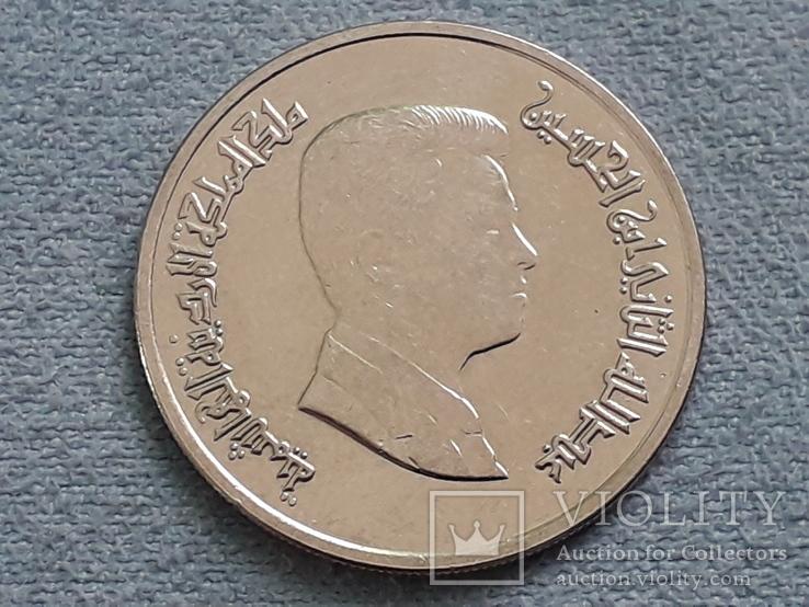 Иордания 5 пиастров 2009 года, фото №2