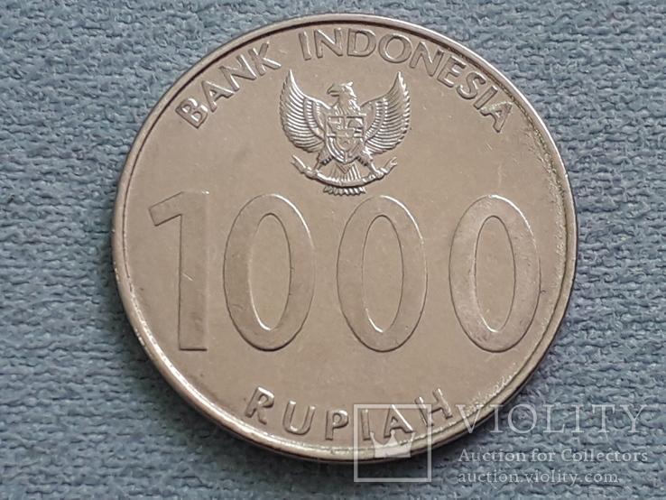 Индонезия 1000 рупий 2010 года, фото №2