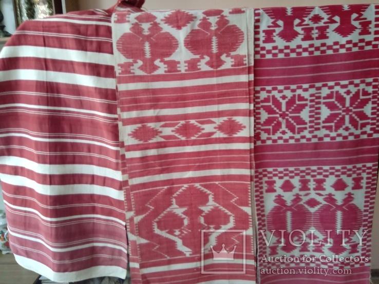Рушники кролевецкий (три штуки), фото №2