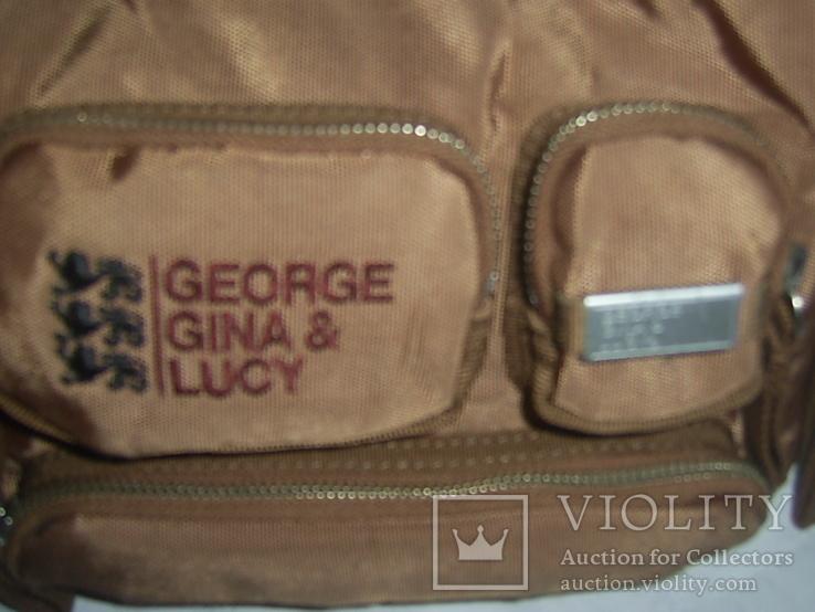 Сумка брендовая George Gina & Lucy новая Германия, фото №3